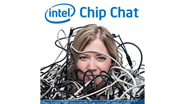 Film characters and creatures brought to life with Intel AI – Intel Chip Chat – Episode 584
