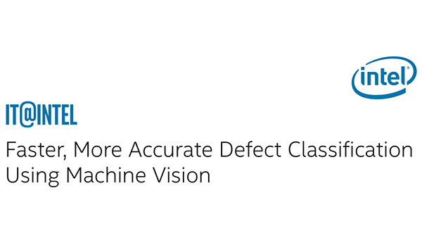 Faster, More Accurate Defect Classification Using Machine Vision
