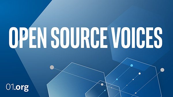 Jumping into Open Source Communities – Open Source Voices – Episode 5